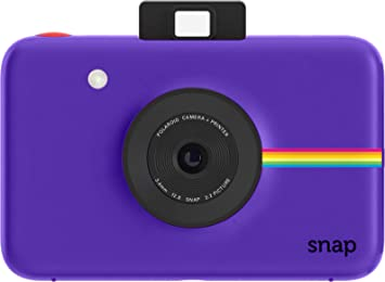 Polaroid Snap Instant Digital Camera Wih ZINK Zero Ink Printing Technology