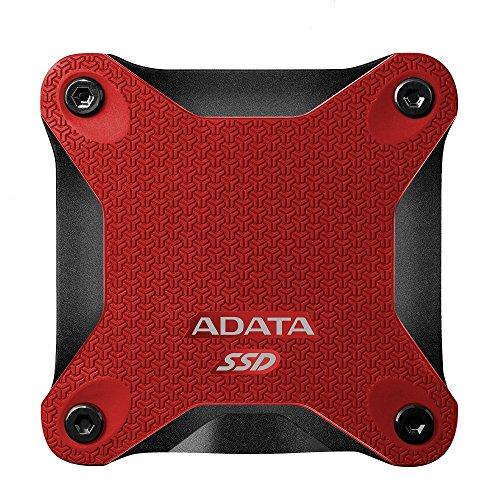 ADATA SD600 3D NAND 256GB USB3.1 Ultra-Speed External Sol...
