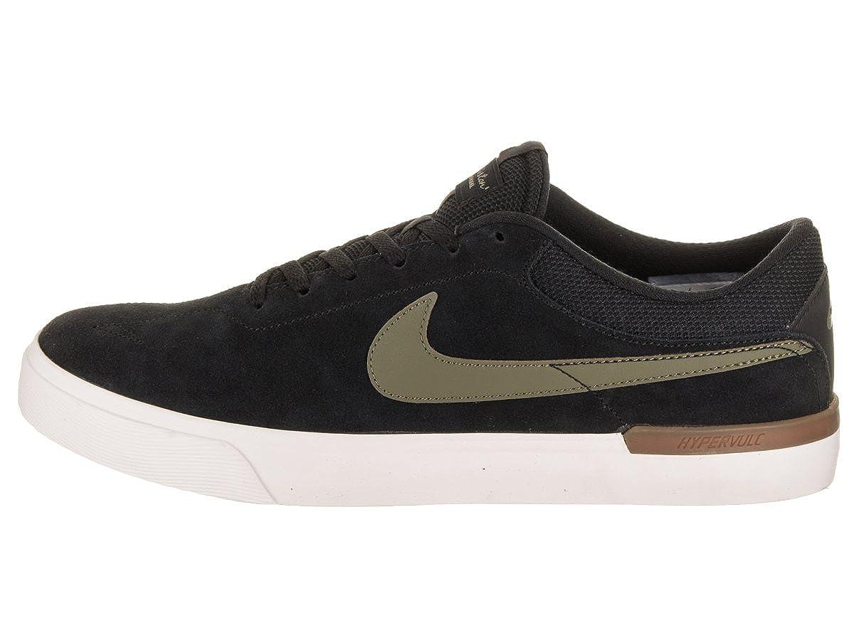 de47ad6bcdb Nike Men s SB Koston Hypervulc Medium Black Olive Skate Shoe 9.5 Men US   Buy Online at Low Prices in India - Amazon.in