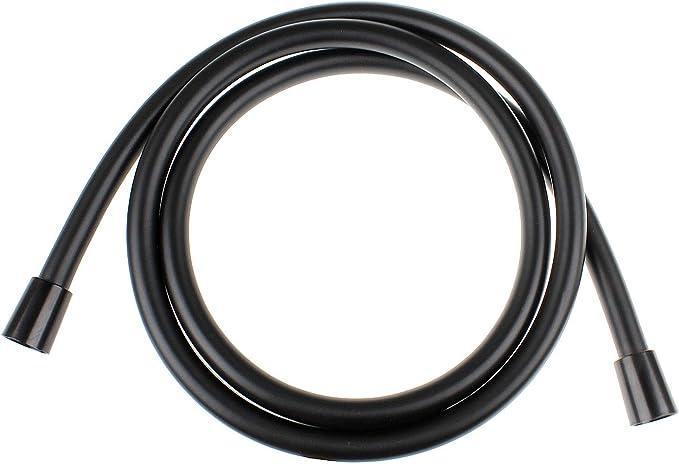 Sanixa JL1117LM Flexible de douche en PVC Noir ou blanc 170 cm blanc