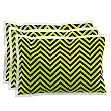 """Ice Pack for Lunch Boxes (3 Pack) by Bentology (6""""x4.5"""") - Chevron Stripe"""