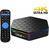 EVANPO Android 7.1 TV Box Amlogic S912 Qcta-core Dual Band Wifi 4K2K 3GB/32GB Smart Video Box Android TV Player Google Mini PC Set Top Box
