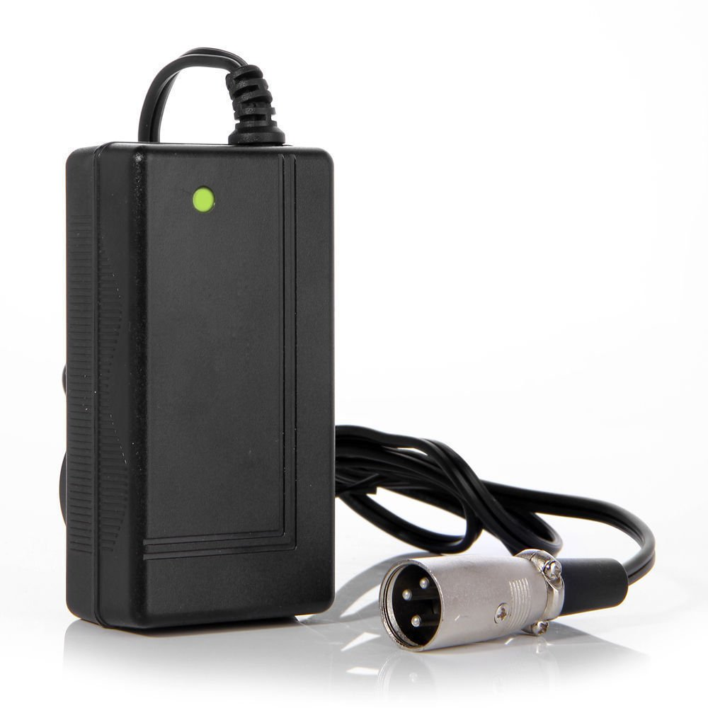 Amazon.com: 24V Electric Scooter Battery Charger for eZip ...