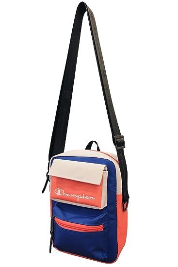 0f54a88beab551 Amazon.com  Champion Life Colorblock Cross Body Shoulder Bag  Clothing