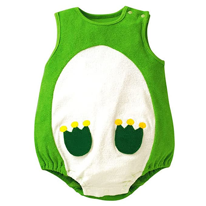 Amazon.com: norbi Cute Bebé recién nacido Comfy Romper ...