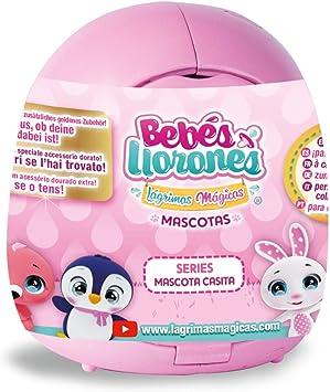 Oferta amazon: Casita de las Mascotas de Bebés Llorones Mini Lágrimas Mágicas - IMC Toys
