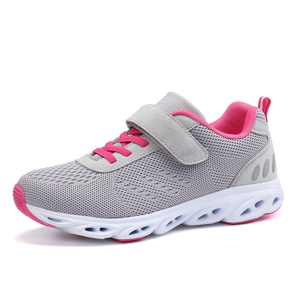Dexuntong Unisex zapatillas casual Air zapatillas para correr Transpirable Calzado deportivo Correr en asfalto Zapatillas de Running para Hombre Mujer35-44