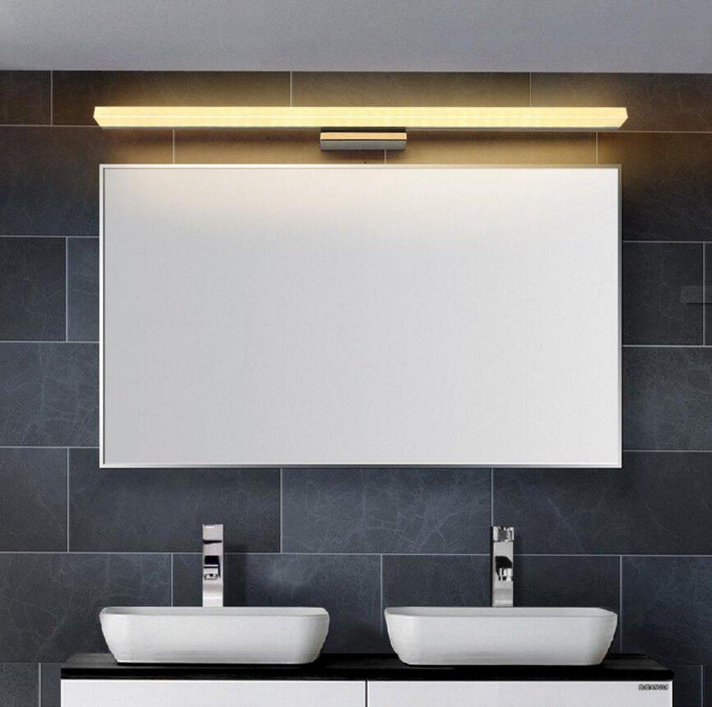 BSYY LED Badlampe Badleuchte Spiegellampe Spiegelleuchte Bad Leuchte ...