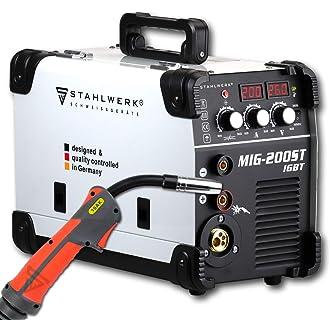 #14 Acero de Mig 200 ST IGBT – Mig Mag – Gas sudor dispositivo con 200 amperios