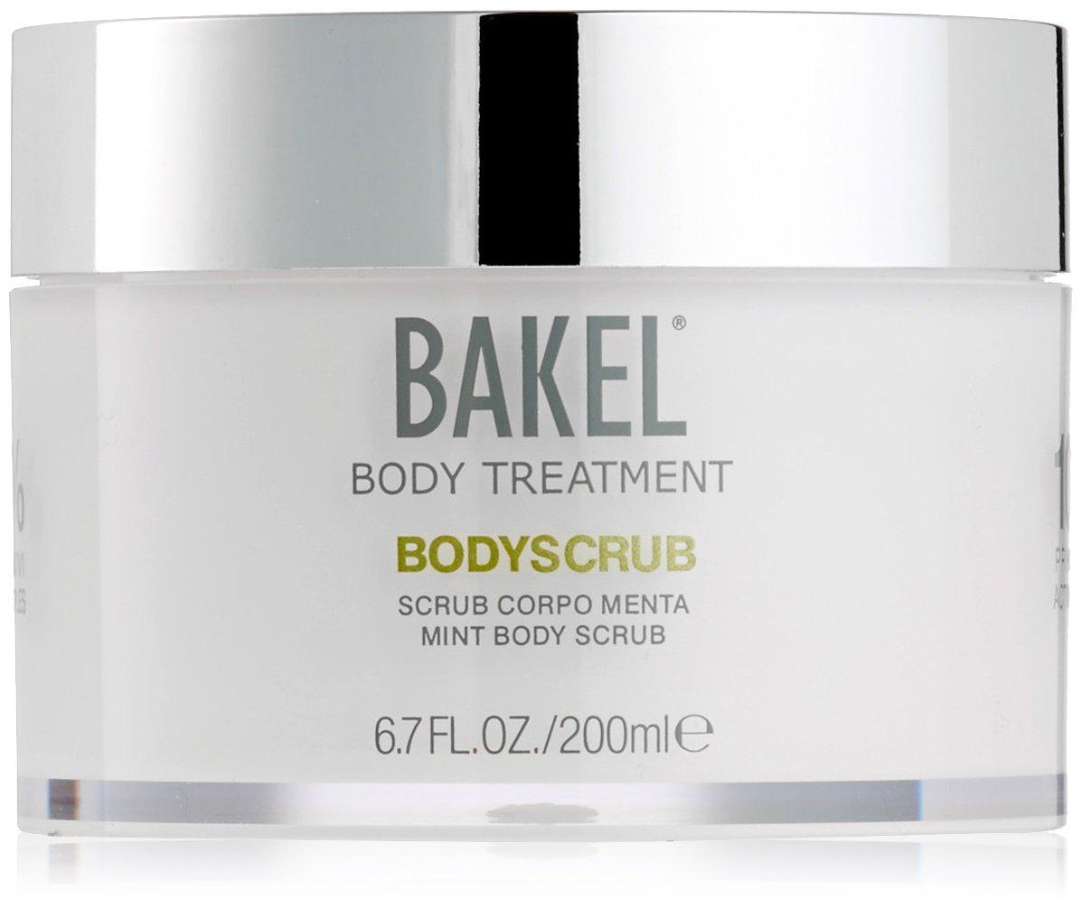 Bakel Bodyscrub Mint 200 Ml Luxury Beauty Marina Body Scrub 200ml