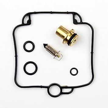 1x Kit Reparación Carburador Aguja del flotador Getor CAB-S8 ...