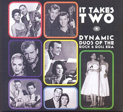 It Takes Two: Dynamic Duos of Rock&Roll Era