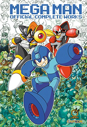 Mega Man: Official Complete Works cover