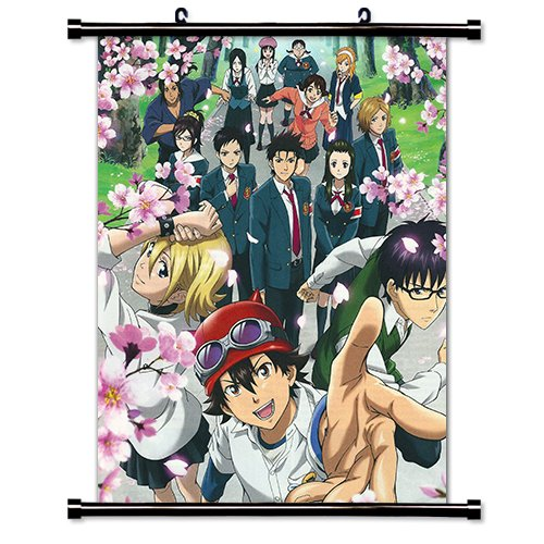 SKET Dance Anime Fabric Wall Scroll Poster (16 x 21) Inches.[WP]-SKE-1