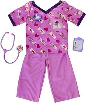 dottoressa peluche set camice