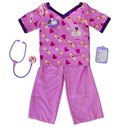 Doc McStuffins Scrubs Role Play Set