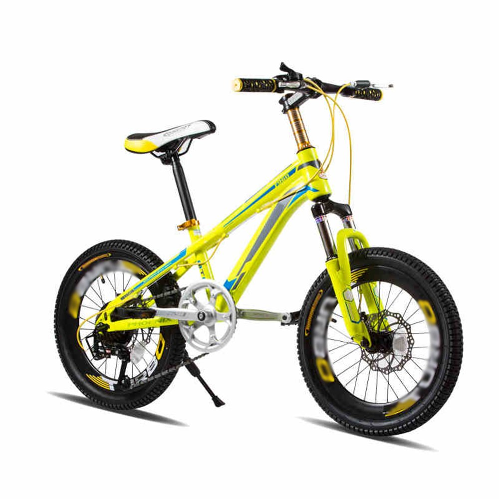 Brisk-子供時代 子供用自転車マウンテンバイク18/20インチ子供715歳の男の子生徒用サイクリング18インチ7スピード/20インチ21スピード可変速デュアルディスクブレーキ -アウトドアスポーツ B07F5Y3M1F   20 inch(130cm-165cm)