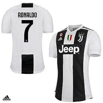 JUVENTUS Maglia Ronaldo Gara Home Authentic 201819