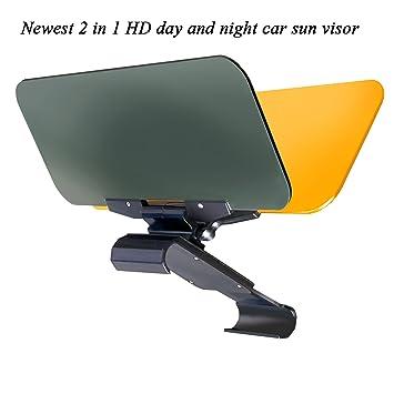 Amazon.com  Airkoul Car Sun Visor Extender - Anti-UV Anti-Glare Anti ... 9dcb5dd3d85
