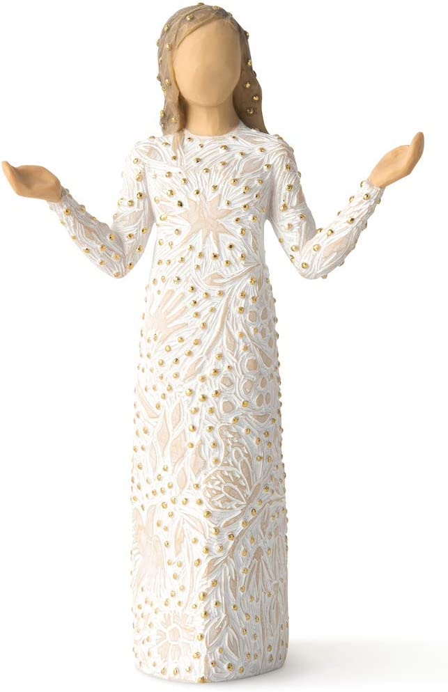 Willow Tree Everyday Blessings, Sculpted Hand-Painted Figure