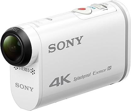 Sony Fdr X1000 4k Action Cam Weiß Kamera