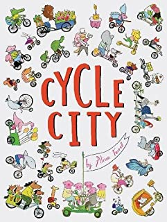 Book Cover: Cycle City