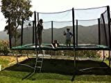 Review of the Galactic Xtreme Gymnastic Rectangle Trampoline