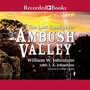 Ambush Valley Audiobook