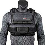 MIR - 25LBS SLIM (AIR FLOW) UNISEX ADJUSTABLE WEIGHTED VEST