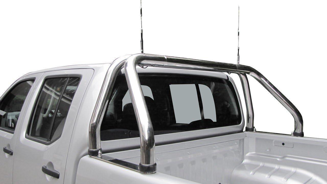 Adesivi per auto soglie Fits 4pcs auto tiro di porta in acciaio inox Mitsubishi L200 Triton 2016 2017 2018 2019 protegge la copertura di protezione dello Scuff pedale benvenuto assetto s.
