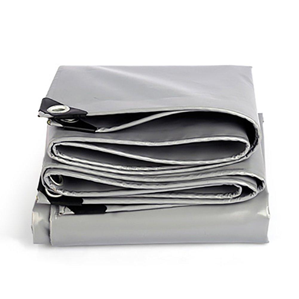 Zeltplanen Wasserdichte Tuch-Sonnenschutz-Plane-regendichte Stoff-Isolierung Verdicken Im Freien PVC-Linoleum-Plane