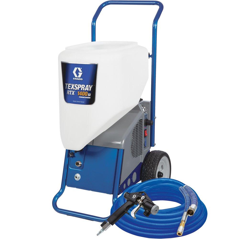 Graco 17H572 TexSpray RTX 1400SI Texture Sprayer