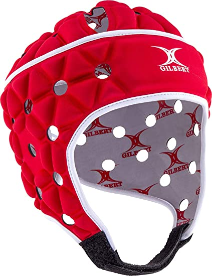 Gilbert Rugby Air Casque de Protection Protection Tête