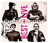 Best + Live (CD) ~ Chickenfoot Cover Art
