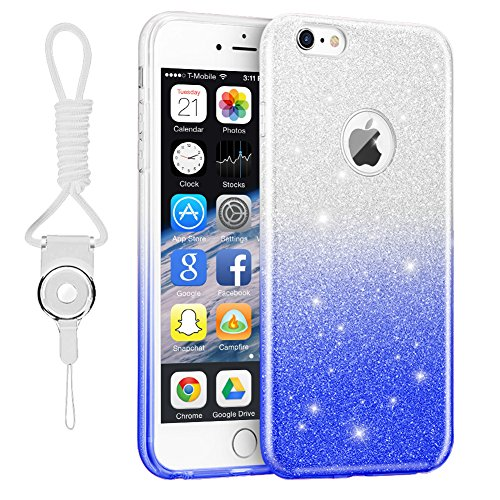 Hanlesi Sparkle Hybrid Crystal iPhone