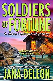 Miss fortune mystery books in order