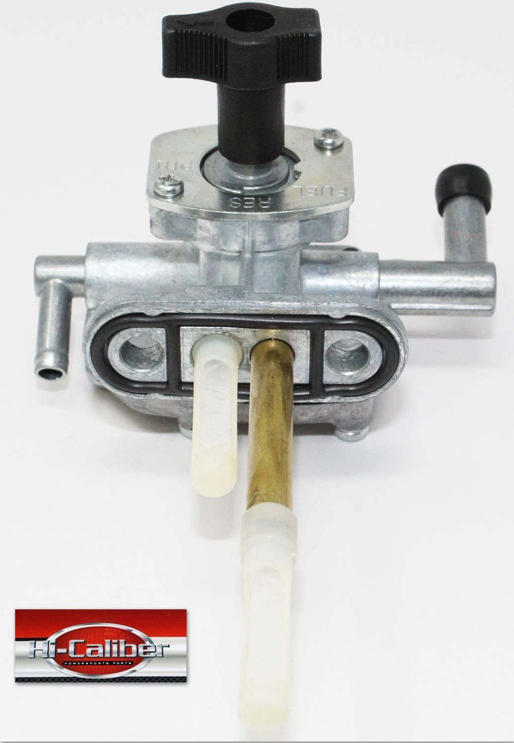 DIRECT REPLACEMENT Fuel Petcock for the 2003-2005 Kawasaki KFX KSF 400 Gas Tank Tap Valve