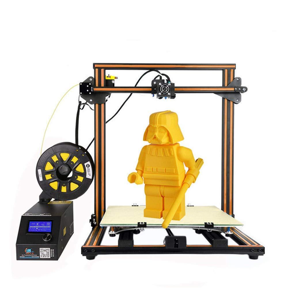 luxn Watts creality cr10s con 400 x400 x 400 mm Rango de impresión ...