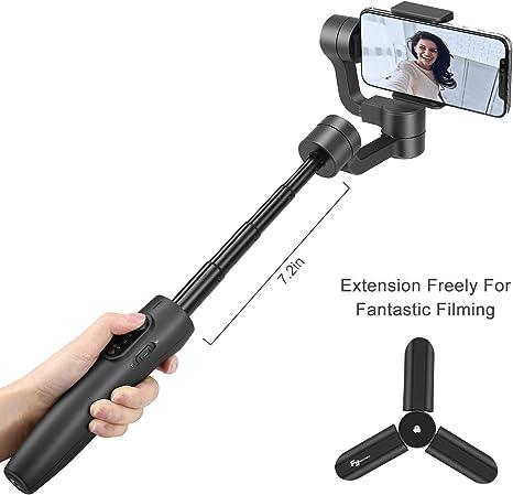 Feiyu Vimble 2 Smartphones Gimbal Estabilizador, 3-Axis Handheld ...
