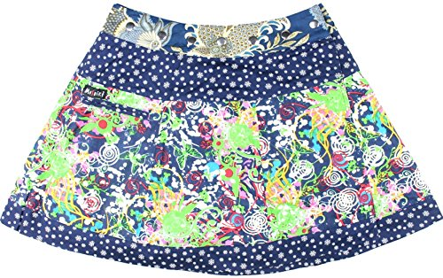 nbsp;short H305 Hot Cookie 7 Reversible Falda Moshiki qv4azz