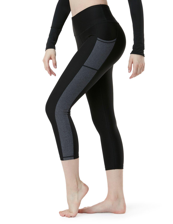 Tesla Yoga Pants Mid & High-Waist Tummy Control w Hidden Pocket FYC32/FYC33/FYC34/FYC36/FYP32 Tesla Gears