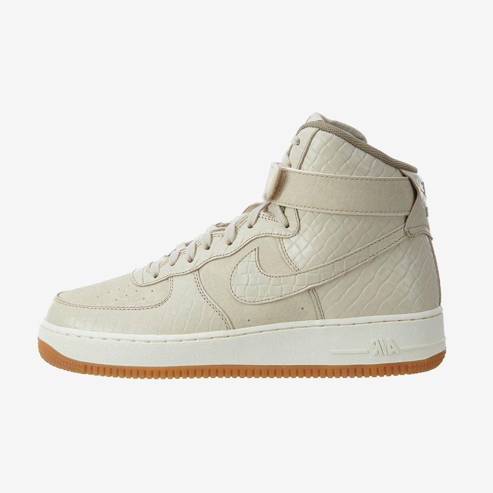 NIKE Air Force 1 Hi PRM Womens Style: 654440-112 Size: 6 by NIKE