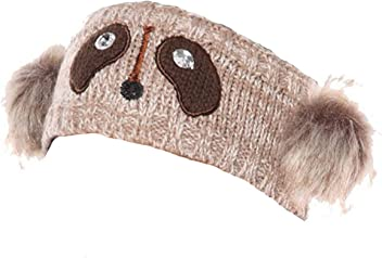 SSP Unisex Adults Peru Hat Faux Fur Trim