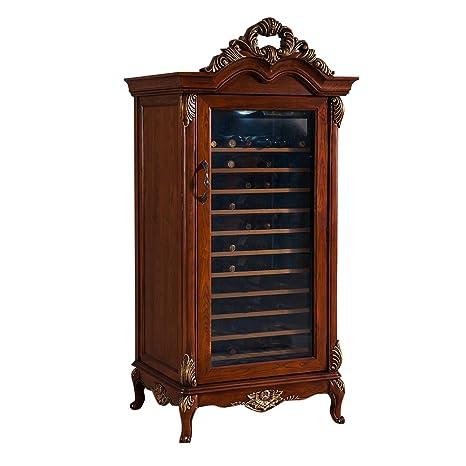 STG Vino madera termostato del hogar enfriador de vino compresor mueble bar de hielo MLG96-