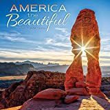 America the Beautiful 2018 Wall Calendar