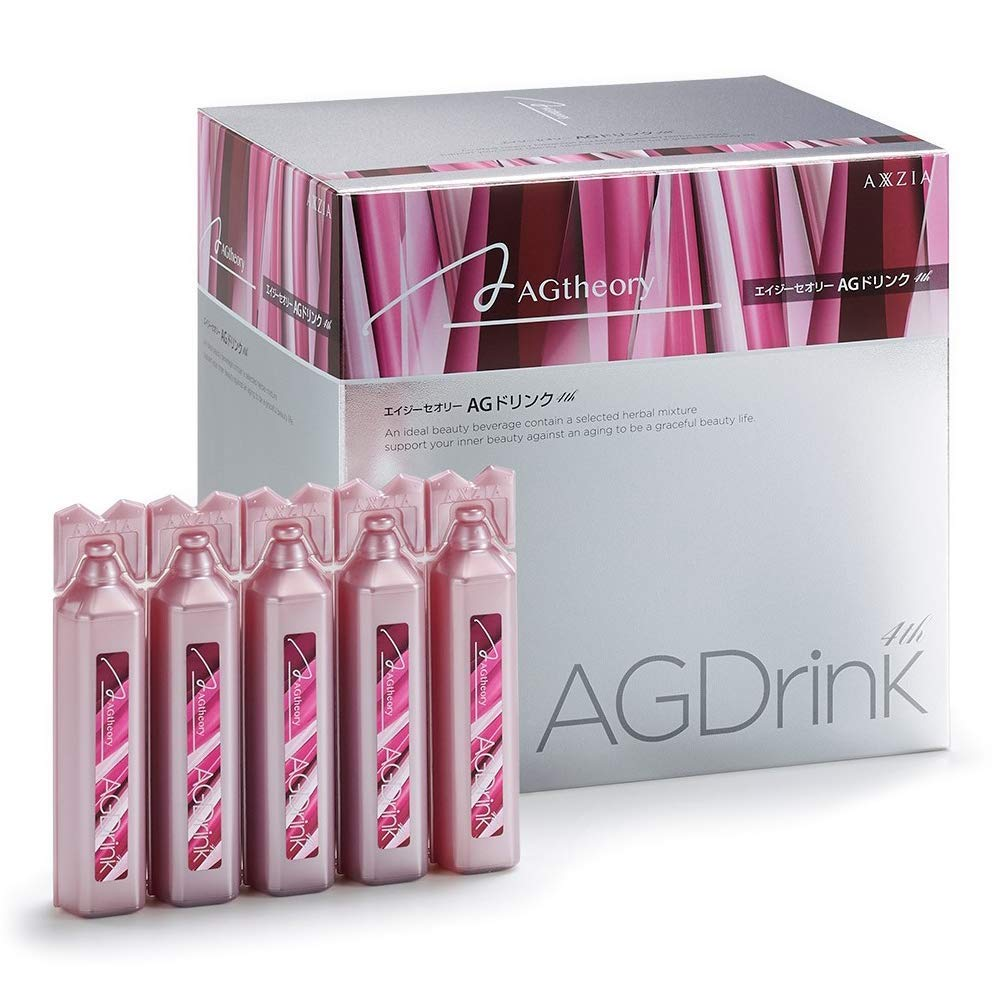 Axxzai Venus Recipe AG Drink 4th 25mL×30pieces by Venus recipe