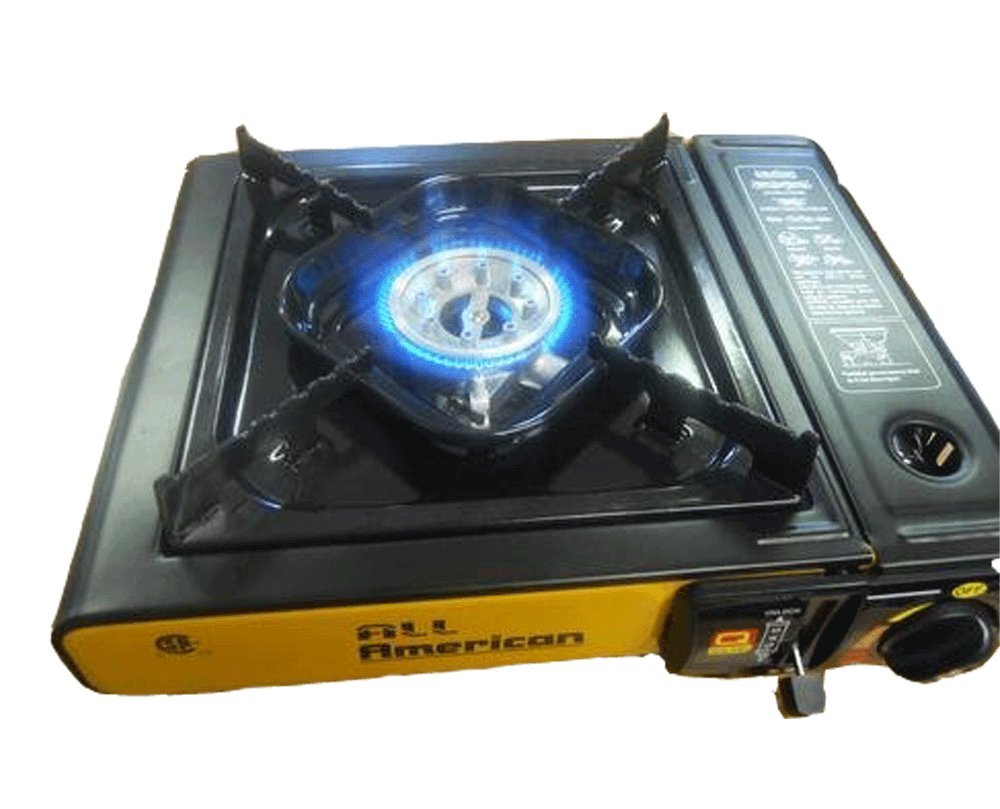 Amazon.com : Hercule Portable Gas Stove Ke-111A : Camp Stoves : Sports & Outdoors