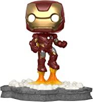 Funko Pop! Deluxe, Marvel: Avengers Assemble Series - Iron Man, Amazon Exclusive, Figure 1 of 6