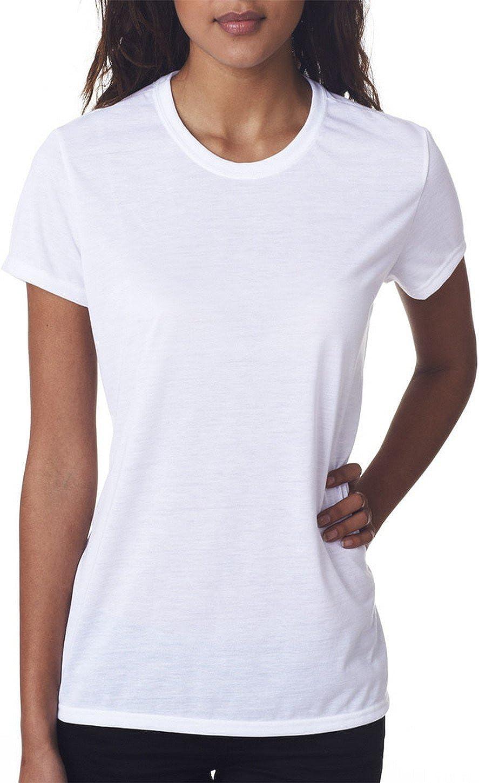 white t shirt ladies