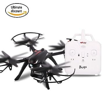 Actualización sin escobillas MJX Bugs 3 Drone, 15 min tiempo de ...